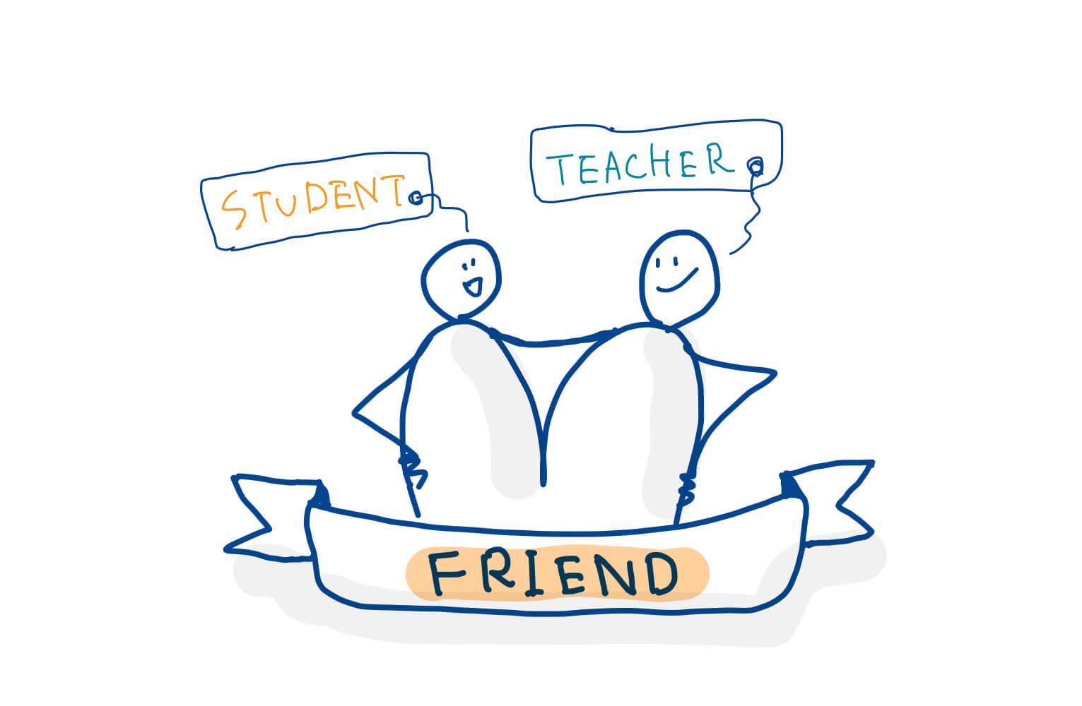 Day.9 先生の役割な友達